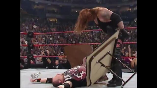 Kane & The Undertaker vs The Dudley Boyz (Tag Team Table Match)