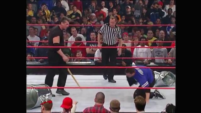 Shane McMahon vs Vince McMahon (Street Fight)