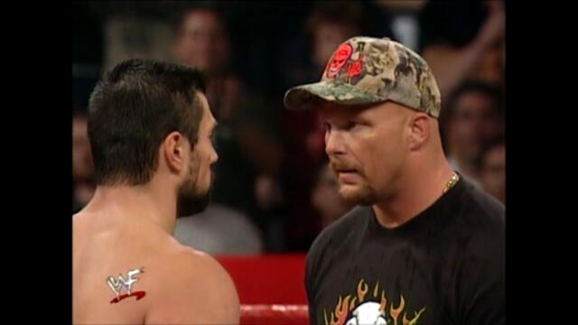 Stone Cold Steve Austin Returns Unforgiven 2000 Backstage Segments