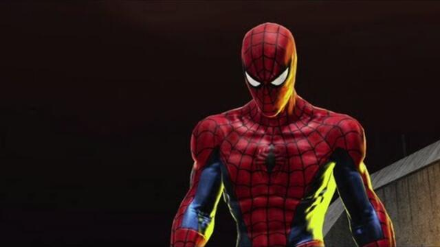 Spider-Man: Web of Shadows - Breath