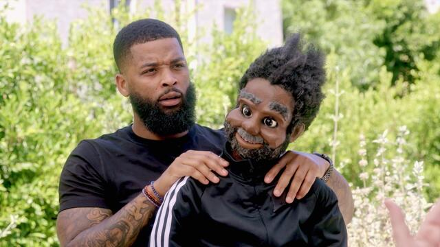 King Keraun Attempts to Become A Ventriloquist