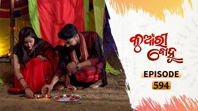Kunwari Bohu | Full Ep 594 | 30th Nov 2020 | Odia Serial – TarangTV