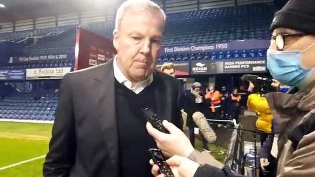 Kenny Jackett post-King's Lynn