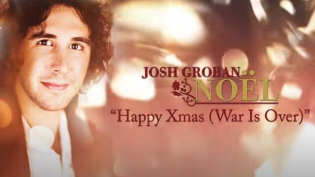 Happy Xmas  By Josh Groban