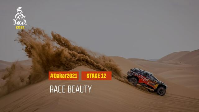 #DAKAR2021 - Étape 12 / Stage 12 - Race Beauty