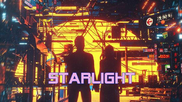 'STARLIGHT' | A Synthwave and Retro Electro Mix