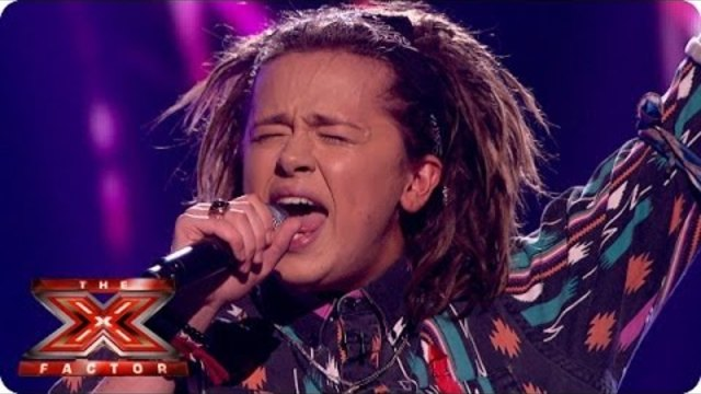Luke Friend sings Run by Snow Patrol - Live Week 8 - The X Factor UK 2013