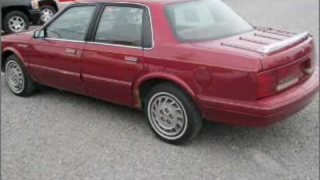 Oldsmobile Cutlass Ciera 1995