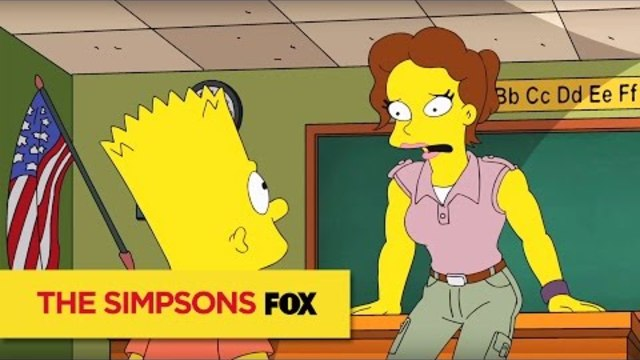 Семейство Симпсън THE SIMPSONS | Firm But Pretty from