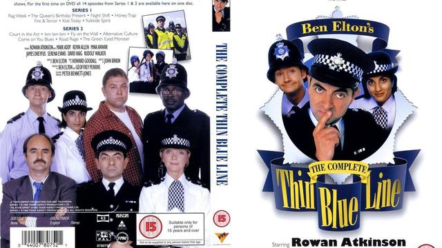 The Thin Blue Line - S01E05 (BGAudio)