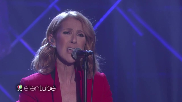 Celine Dion Performs 'Recovering' _ New Song 2016