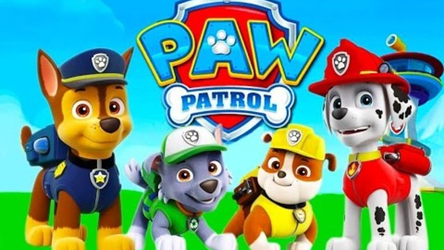 Cartoon Puppy Patrol 2016 | Paw Patrol игра - Paw Patrol пълни епизоди