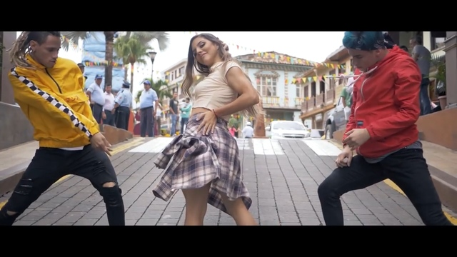 NEW! Helian Evans & Mirella Cesa - *No Amanece* (Video Oficial)