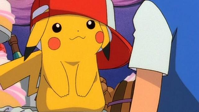 *All Ash's Pikachu moves'
