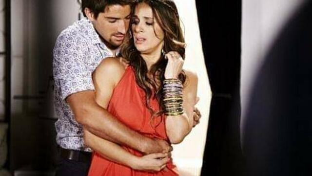 Ignacia y Adolfo - En la obscuridad.. Music video